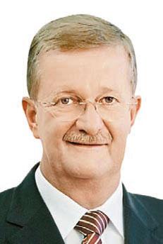 ポルシェのヴェンデリン・ヴィーデキング元会長。
