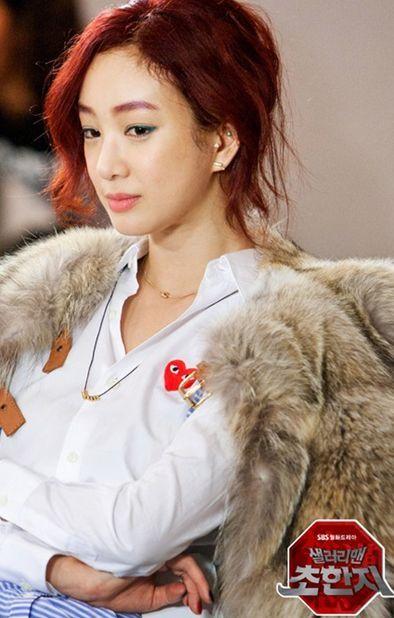 女優のチョン・リョウォン(写真=SBS)。