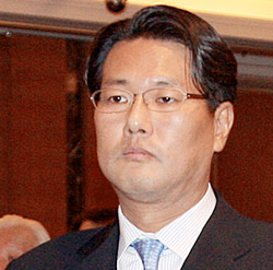 金泰孝(キム・テヒョ)青瓦台(チョンワデ、大統領府)対外戦略企画官。