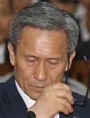 韓国の金寛鎮(キム・グァンジン)国防長官。