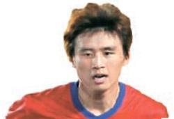 韓国サッカー代表の主将・具滋哲(ク・ジャチョル、アウクスブルク)。