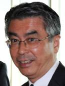 杉山晋輔外務省アジア・オセアニア局長。