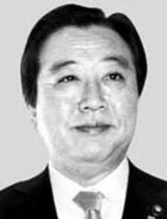 日本の野田佳彦首相。