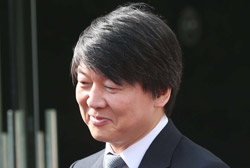安哲秀(アン・チョルス)ソウル大学融合科学技術大学院長