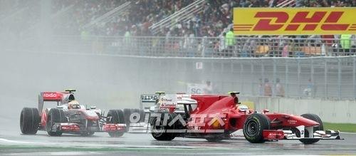 F1コリアグランプリが10月12日から3日間の日程で開催される。