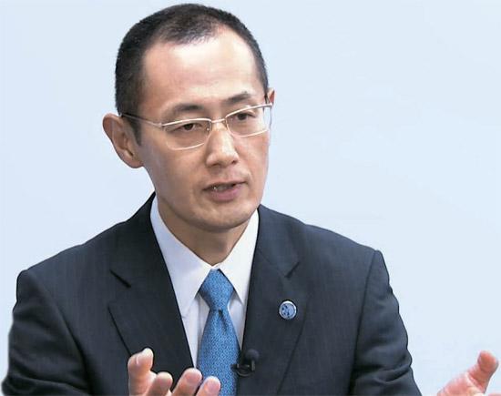 京都大学の山中伸弥教授。「失敗なくして成功する研究はない」と語った(写真=JTBC)。