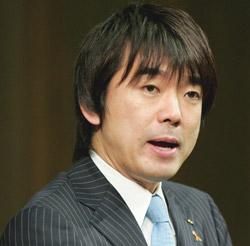 橋下徹大阪市長(日本維新の会代表)。