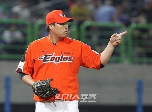 柳賢振(リュ・ヒョンジン、25、ハンファ)。