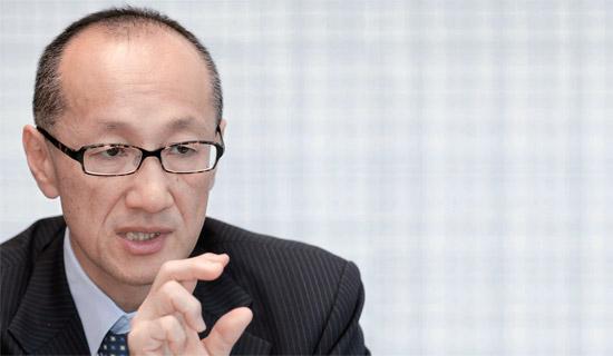JPモルガン証券日本株ストラテジストの北野一氏は20日、「韓国は日本と同じ道を行きはしないだろう」と強調した(写真=JPモルガン証券)。