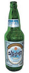 北朝鮮の「大同江(デドンガン)ビール」