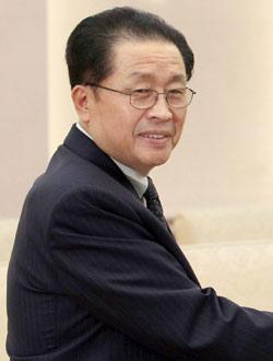 張成沢(チャン・ソンテク)国防委員会副委員長