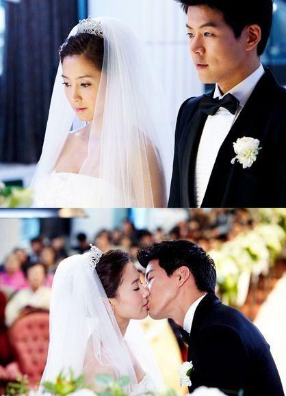 破局した女優のナム・サンミ(左)と俳優のイ・サンユン。