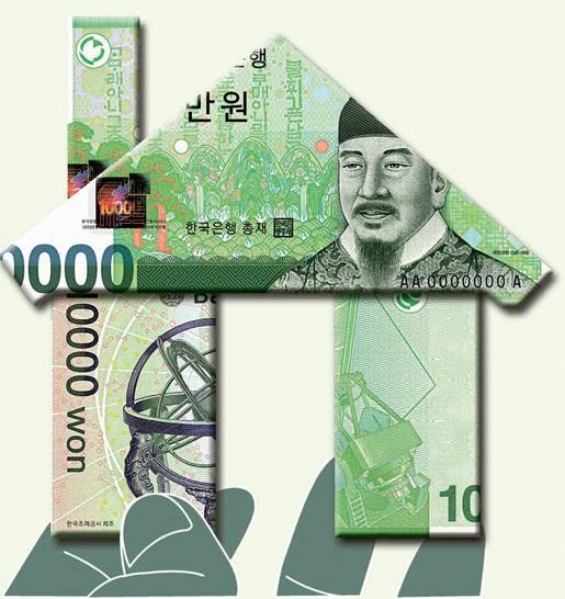 朴槿恵(パク・クネ)次期政権に個人負債・ハウスプア問題がのしかかっている。
