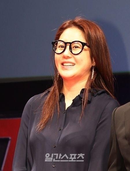 女優のコ・ヒョンジョン。
