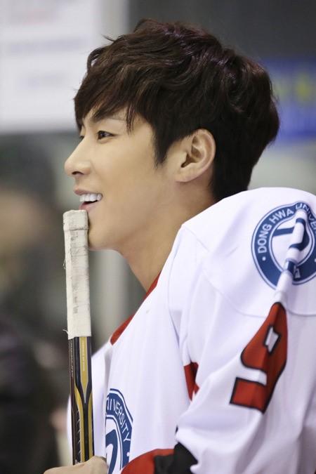 俳優のチョン・ユンホ(写真提供=SBS)。
