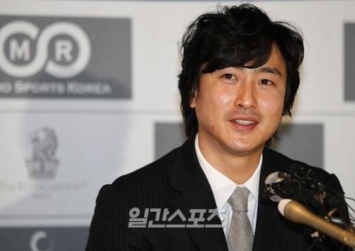 元サッカー韓国代表の安貞桓(アン・ジョンファン。