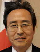 申鳳吉(シン・ボンギル)韓日中3国協力事務局(TCS)事務総長。