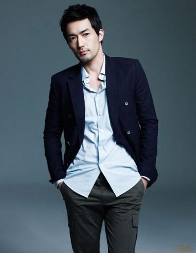 日本出身の俳優、大谷亮平(写真提供=イヤギエンターテインメント)。