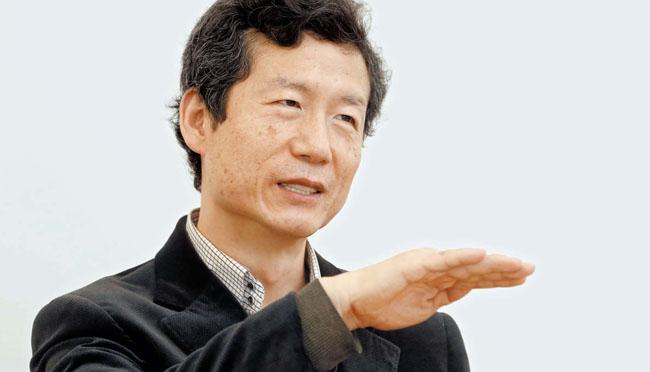 金永煥(キム・ヨンファン)北朝鮮民主化ネットワーク研究委員(50)。