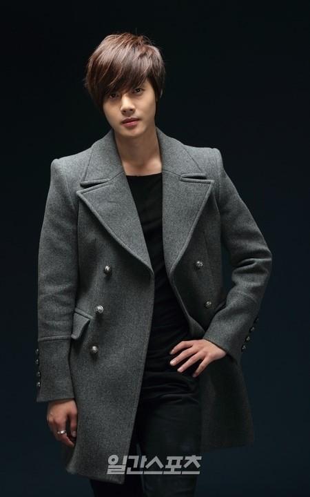 俳優のキム・ヒョンジュン。