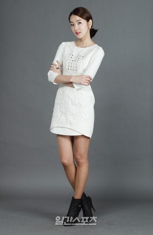 女優のソ・イヒョン。