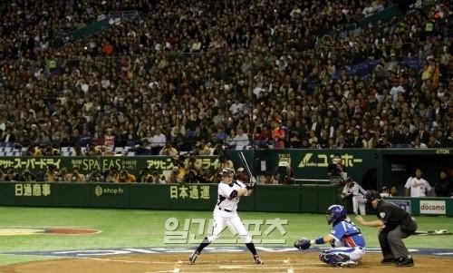 ワールド・ベースボール・クラシック(WBC)で対戦する韓国と日本。