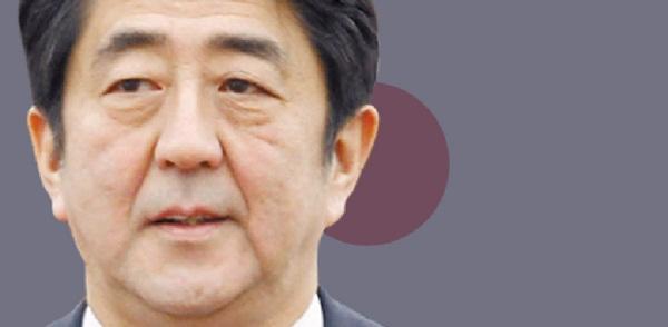 安倍晋三日本首相