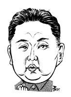 金正恩北朝鮮第1書記