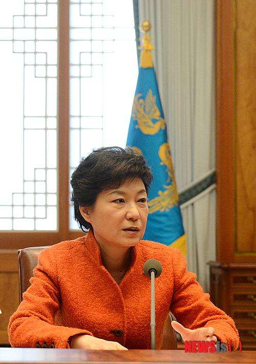 朴槿恵(パク・クネ)韓国大統領