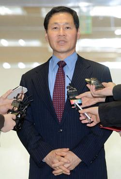 未来創造科学部長官候補の金鍾勲(キム・ジョンフン)氏