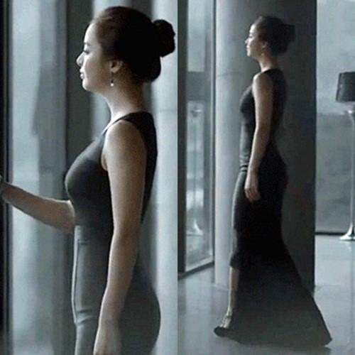 女優のキム・テヒ(写真=ポータルサイト掲示板)。