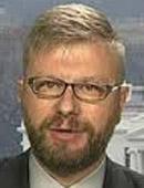 北朝鮮人権委員会(HRNK)のグレッグ・スカラトー事務総長(43)。