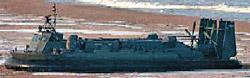 北朝鮮の空気浮揚艇