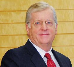 トーマス・シーファー元駐日米国大使。