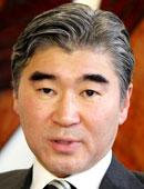 ソン・キム駐韓米国大使。