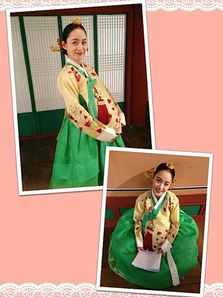 女優キム・テヒ(写真=本人のme2day)。