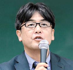 フリーランサーの安田幸一記者(49)。