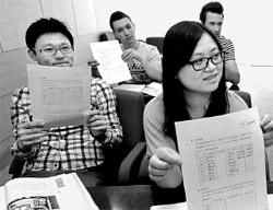 留学生を体系的に管理する大学もある。昌原(チャンウォン)大は韓国語の能力が足りない外国人留学生のための特講を開設している。