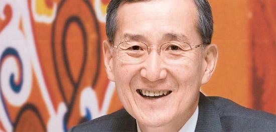 ベアリング資産運用韓国法人のクァク・テソン代表は「最近英国のロンドン本社で開かれたグローバル会議で、米国が早期に量的緩和の規模を縮小しないという診断が出てきた」と話した。(写真=ベアリング資産運用)