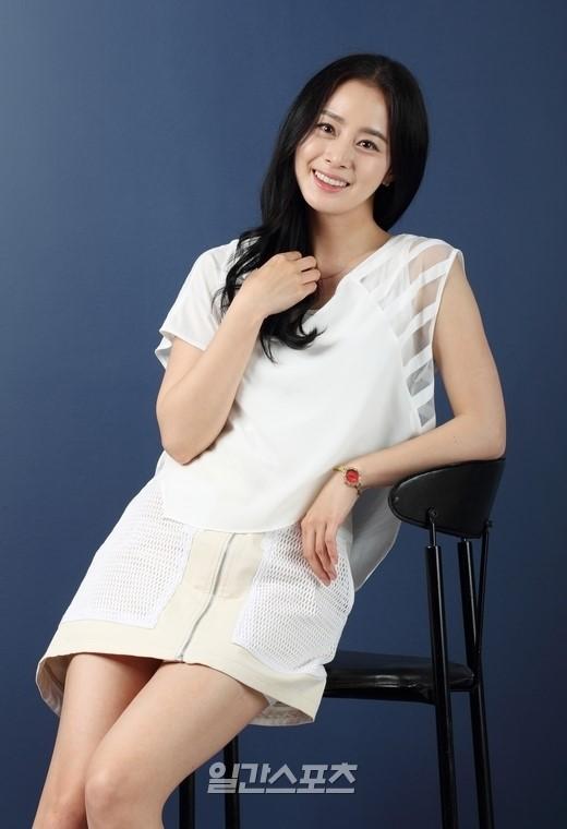 女優キム・テヒ(33)。