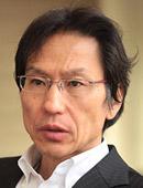 姜尚中(カン・サンジュン)教授。