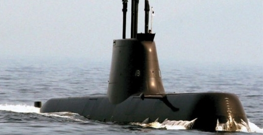 潜水艦「安重根」。