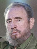 キューバのカストロ前国家評議会議長