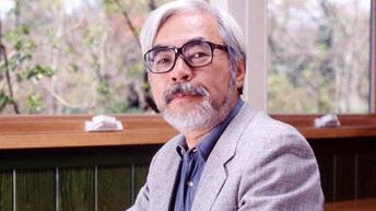 電撃引退を発表した日本アニメの巨匠、宮崎駿氏。