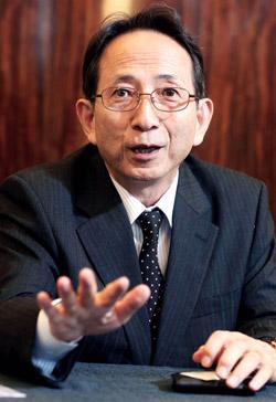 若宮啓文・元朝日新聞主筆(65)。