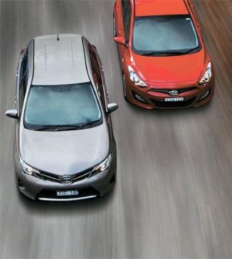 現代(ヒョンデ)・起亜(キア)自動車が上半期の営業利益率順位でトヨタに世界2位の座を明け渡した。
