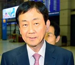 陳永(ジン・ヨン)保健福祉部長官