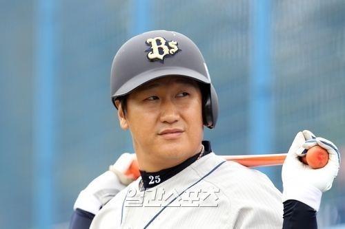 李大浩(イ・デホ、31、オリックス)。