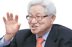 李祥羲(イ・サンヒ)元科学技術処長官。