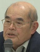 埼玉大学の鎌倉孝夫名誉教授(79)。